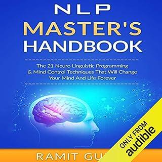 NLP Master's Handbook cover art