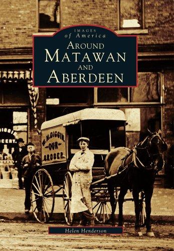 Around Matawan and Aberdeen (Images of America)