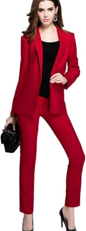 Plus Size Women Pantsuits Blazer Set Ladies Office Suits Wedding Tuxedos Party Wear Suits