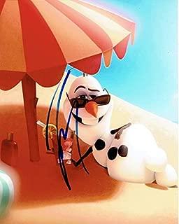 JOSH GAD - Frozen's Olaf AUTOGRAPH Signed 8x10 Photo