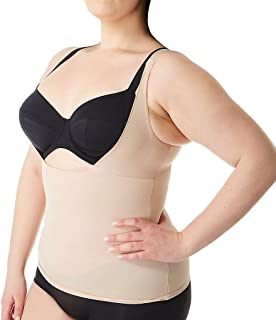 Shapewear Women's Plus Size Wear-Your-Own-Bra Extra Firm Control Camisole