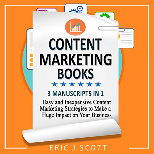 Content Marketing Book: The Complete 3-Book Bundle cover art