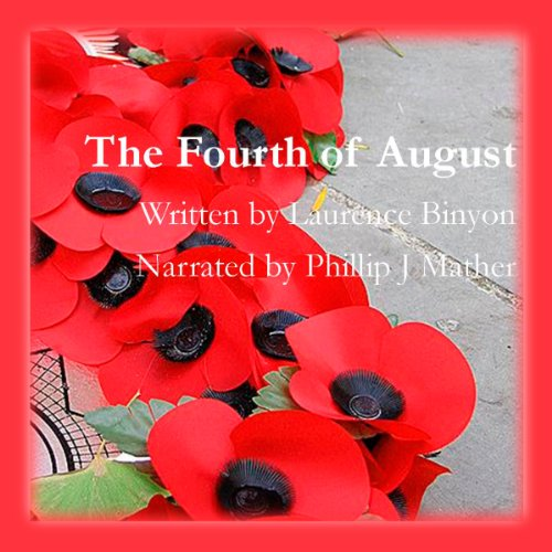 The Fourth of August audiobook cover art