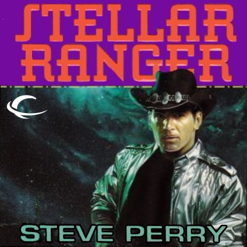 Stellar Ranger audiobook cover art