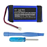 MPF Products 3000mAh P954374 Battery Replacement Compatible with Harman Kardon Onyx Mini Wireless Bluetooth Speaker