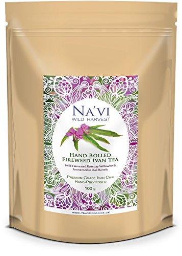 Wilder Ivan Chai Tee - Handgerollt und fermentiert in Eiche - (50g)