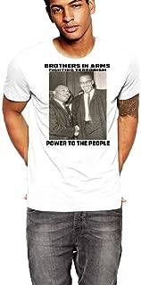 Black History Month Malcom X and MLK T-Shirt Inc