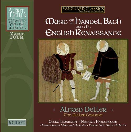 George Frideric Handel: Rinaldo-Opera (1711-London) -- Lascia ch'io pianga