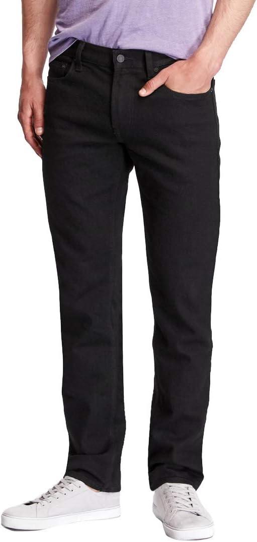 Old Navy Jeans De Mezclilla Para Hombre Corte Flex Slim Modelo 220063 Talla 29x30 Negro Amazon Com Mx Ropa Zapatos Y Accesorios