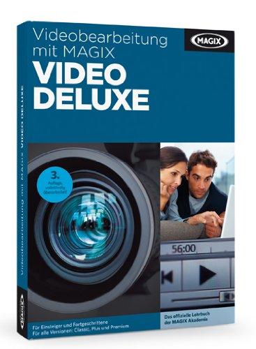 MAGIX Buch Einsteiger Video deluxe MX
