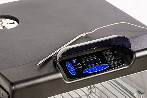 Masterbuilt 20072115 BluetoothSmart Digital Electric Smoker, 30-Inch