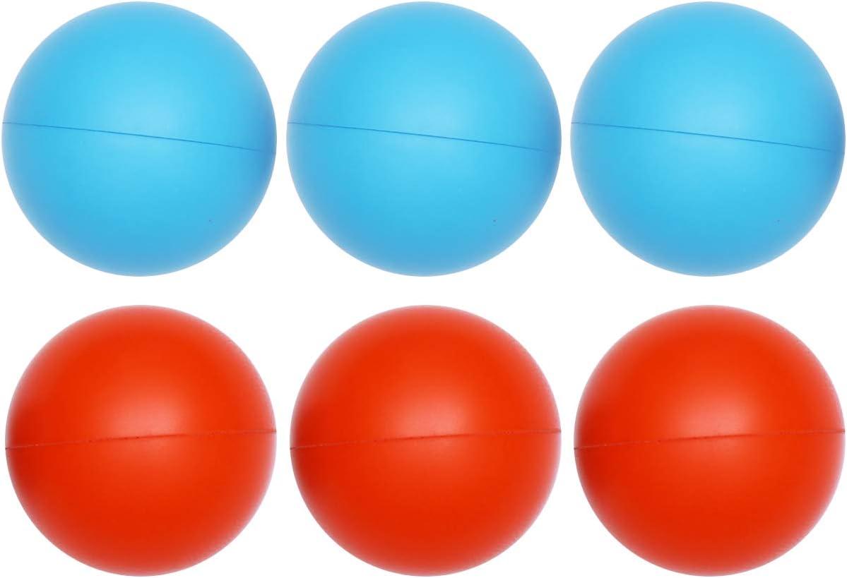 Abaodam 6pcs Sponge Ultra-Cheap Deals Stress Relieving PU Nashville-Davidson Mall Pressure Reduced P Balls