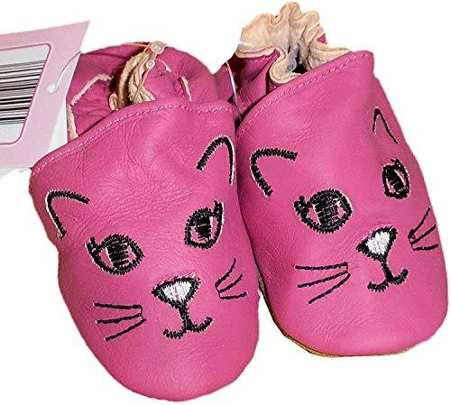 Nappa Leder Babyschuhe Kleinkind Wagenschuhe Schuhe Hausschuhe 0-6 Monate