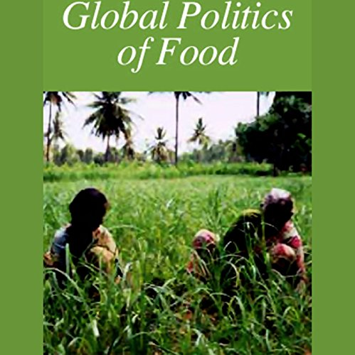 Global Politics of Food cover art