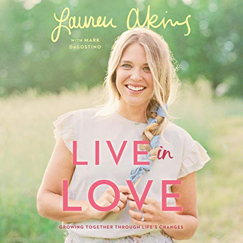 Live in Love cover art
