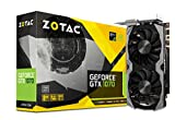 Zotac GeForce GTX 1070 Mini GeForce GTX 1070 8Go GDDR5 - Cartes Graphiques (GeForce GTX 1070, 8 Go,...
