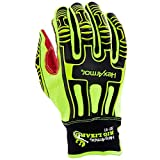 HexArmor Rig Lizard 2021 Firm Grip Impact Work Gloves, X-Large