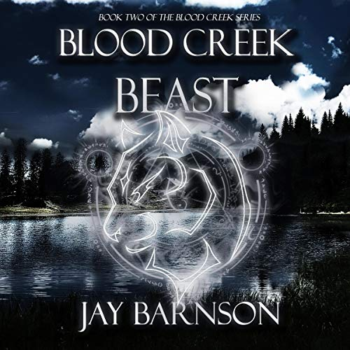 Blood Creek Beast  audiobook cover art