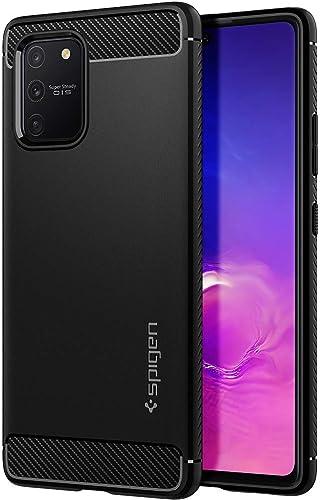 high quality Spigen Rugged Armor discount Designed for Samsung Galaxy S10 Lite Case (2020) online - Matte Black online