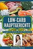 Low-Carb Hauptgerichte: Rezepte mit Punkten für den Thermomix - Janina Heinz