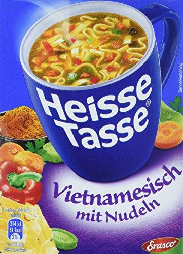 Heisse Tasse Vietnamesisch mit Nudel á 3 Beutel á 0,15 l, 9er Pack (9 x 450 ml)