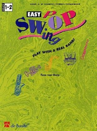 Easy Swop, für Cornet / Flügelhorn / Trompete, m. Audio-CD