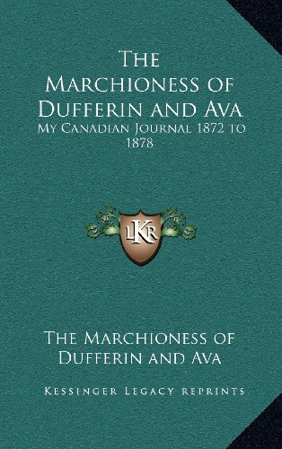 Marchioness of Dufferin and Ava