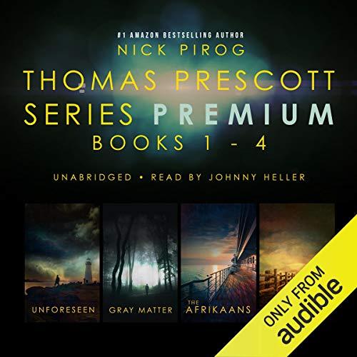Couverture de Thomas Prescott Series Premium
