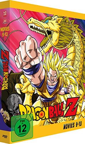 Dragonball Z - Movies Box - Vol.3 - DVD (2 DVDs)