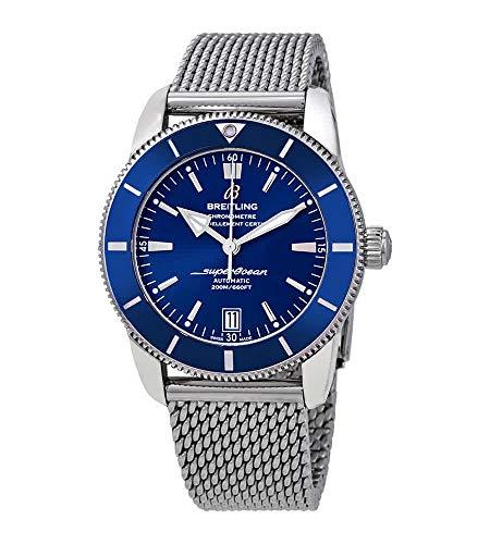 Breitling Superocean Heritage II 42 millimetri Mens Watch nuovo modello...