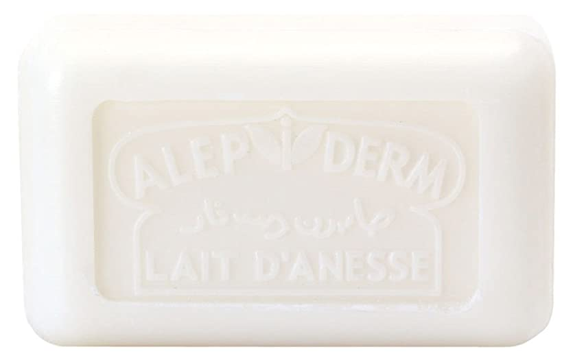 強制的逸脱しないノルコーポレーション プロヴァンス アレピダーム 洗顔石鹸 ロバミルク アルガンオイル シアバター配合 OB-PVP-4-1