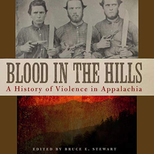Couverture de Blood in the Hills