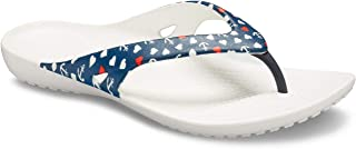 Crocs Women's Kadee II Anchor Print Flip