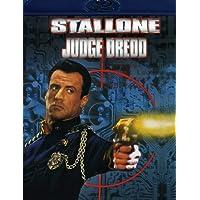 Judge Dredd on Blu-ray