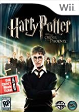 $59 » Harry Potter and the Order of the Phoenix (Includes Child Movie Ticket) - Nintendo Wii