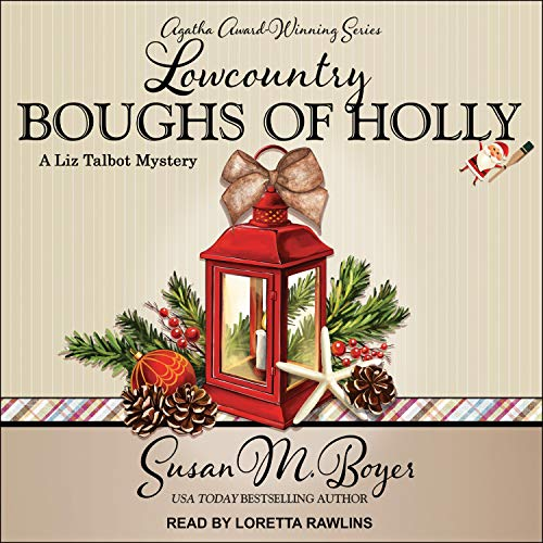 Lowcountry Boughs of Holly cover art