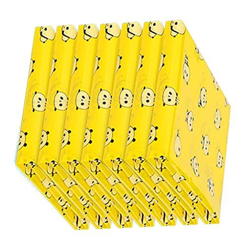 LOKIH Bolsas de Almacenamiento al vacío Paquete de 10, (70 x 50 cm) Bolsas de Ahorro de Espacio con Cremallera Reutilizables