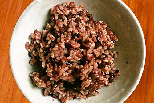 かんたん酵素玄米プレミアム雑穀ブレンド3合令和2年産那智のめぐみピロール米小豆黒米丸麦高黍天然塩