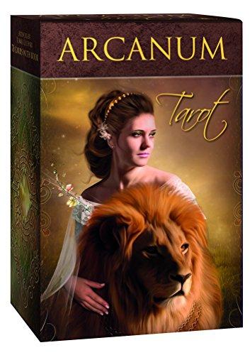 Arcanum tarot. Ediz. multilingue. Con 78 Carte (Tarocchi)