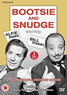 Bootsie And Snudge - The Complete Second Series