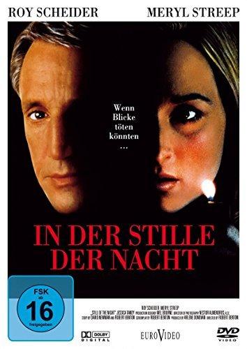 Still of the Night [1982] (region 2 import, plays in English) by Meryl Streep, Jessica Tandy Roy Scheider