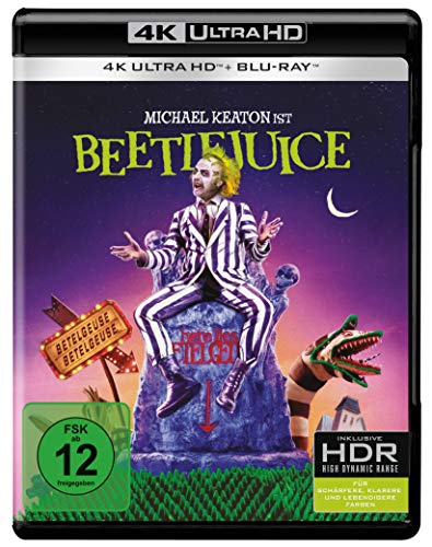 Beetlejuice (4K Ultra HD) (+ Blu-ray 2D)