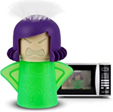 Angry Mama Microwave Cleaner Microwave Oven Steam Cleaner Doll for Home, Kitchen and..