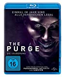 Bluray Horror Charts Platz 4: The Purge - Die Säuberung [Blu-ray]
