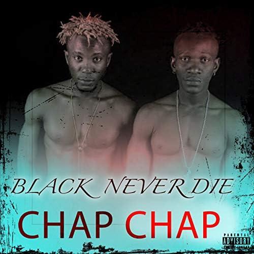 Black Never Die