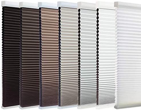 Changshade Cordless Blackout Cellular Shade Honeycomb Shade with The Diameter of 1 5 inch Honeycombs product image