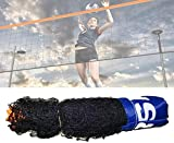 Jilijia - Red de tenis y bádminton ajustable plegable para niños de 3 a 6 metros, mini red de tenis para entrenamiento de partido (sin estante), 3 m.