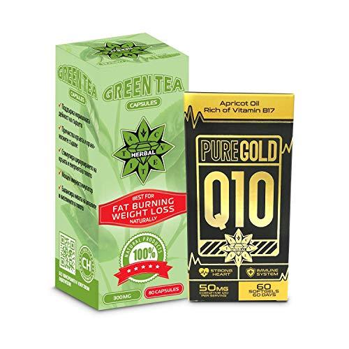 tè verde bruciatore grasso idrossiaco