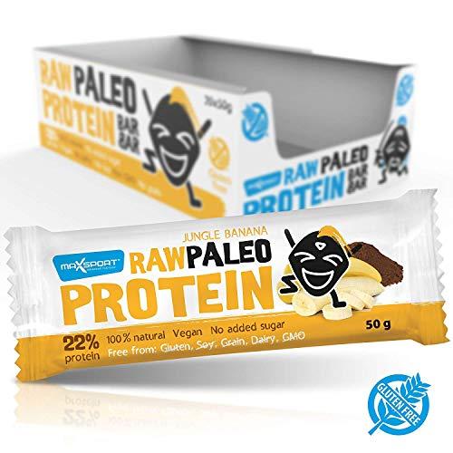 Maxsport Nutrición, barras de Proteína...