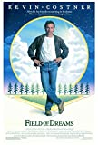 Field of Dreams Movie POSTER 27 x 40 Kevin Costner, Amy Madigan, A, MADE IN THE U.S.A.